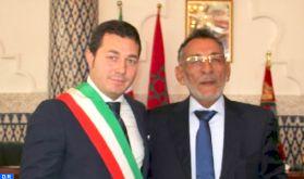 Sahara marocain : l'UE appelée à suivre l'exemple des Etats-Unis (maire italien)
