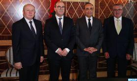 Le lancement du Forum parlementaire Afrique-Amérique latine au centre d'une réunion à Rabat