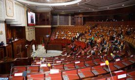 Session d'avril 2020: Adoption par la Chambre des représentants de 21 projets de loi (M. El Malki)