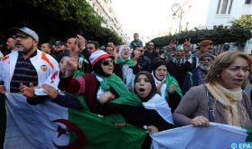 Les Algériens de nouveau dans la rue pour réclamer le départ du régime