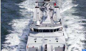 La Marine Royale met en échec une opération de trafic de stupéfiants au large de Cabo Negro
