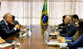 Le Brésil résolu à consolider la coopération juridique et sécuritaire avec le Maroc (ministre brésilien de la justice)