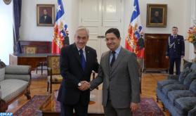 Entre le Maroc et le Chili, une volonté commune de renforcer les relations bilatérales et de diversifier la coopération
