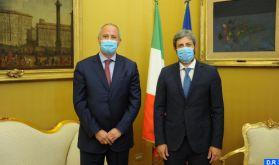 Maroc-Italie: la coopération parlementaire au centre d'entretiens à Rome