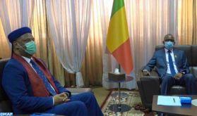 """Le Maroc, """"un pays voisin avec lequel le Mali entretient des relations multiformes"""""""