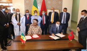 Maroc/Sénégal: Signature à Dakhla de deux accords de coopération et d'un mémorandum d'entente