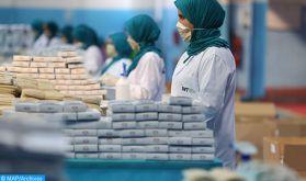 Le Maroc se positionne dans la course mondiale aux masques (Le Monde)