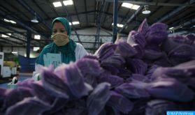 Au Maroc, l'industrie textile en ordre de bataille pour produire des masques destinés au marché national et prochainement à l'export (Journal)