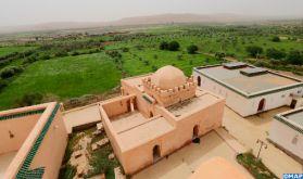 """Le Mausolée de Sidi Chiker, un monument emblématique abritant le premier """"Ribat islamique"""" au Maroc"""