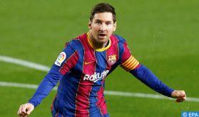 Accord de principe pour renouveler le contrat de Messi avec le Barça (médias)