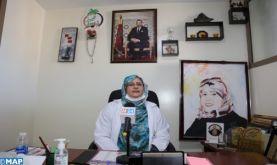 Dakhla: Maymouna Amidan, une militante associative dévouée aux vulnérables