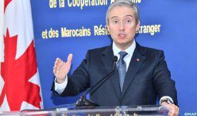 """Maroc-Canada, un rapprochement """"historique"""" pour travailler sur les grands enjeux du monde (MAE canadien)"""