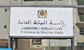 La Présidence du ministère public donne ses instructions pour l'ouverture d'une enquête judiciaire sur des allégations proférées par des journaux étrangers (communiqué)
