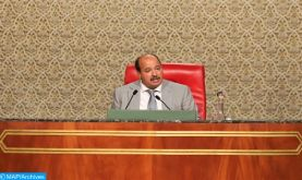 La mise en place des structures de la Chambre des Conseillers, une consolidation des acquis démocratiques (M. Miyara)