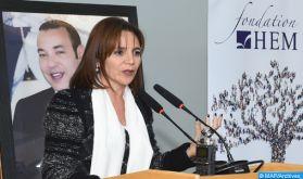 Biographie de Mme Ghita Lahlou El Yacoubi, désignée par SM le Roi membre de la Commission Spéciale sur le Modèle de Développement