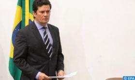 Brésil: Le ministre de la justice démissionne après des tensions avec le président