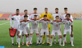 Foot - CAN Mauritanie U20 (1er tour/Groupe C): Le Maroc s'impose face à la Gambie (1-0)