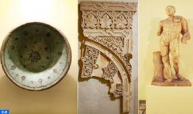 """Le musée de l'Histoire et des civilisations abrite l'exposition """"le Maroc à travers les âges"""" jusqu'au 30 janvier 2021 (FNM)"""