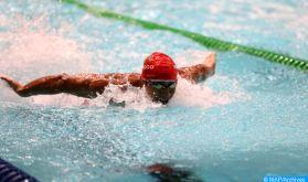 Le Maroc décroche sa première médaille d'or aux Championnats d'Afrique de Natation (Accra-2021)