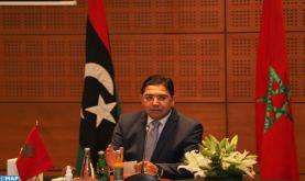 M. Bourita : Il y a une dynamique positive sur la voie d'une solution à la crise libyenne