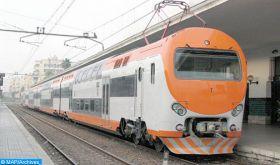 ONCF : Suspension des trains de ligne à partir de lundi à 23h59, service minimum assuré par les trains de proximité