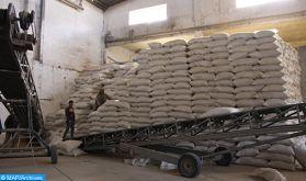 Boujdour : Distribution de 15.000 quintaux d'orge subventionnée au profit des éleveurs