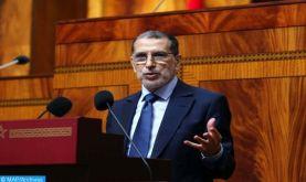 """Covid-19: Réussir l'opération """"Marhaba"""" en préservant les acquis, un défi à relever (M. El Otmani)"""