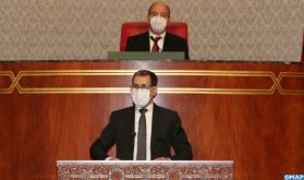 """Covid-19: M. El Otmani réaffirme que la situation épidémiologique au Maroc demeure """"maîtrisée"""""""