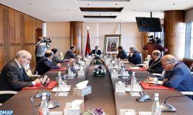 M. El Otmani réitère la détermination du gouvernement à prendre toutes les mesures pour protéger les citoyens contre la propagation du coronavirus