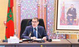 La Commission nationale du suivi et de l'accompagnement de la réforme du système de l'Éducation, de la Formation et de la Recherche scientifique tient sa 3è réunion (communiqué)