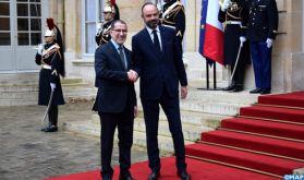 """La France considère le Maroc comme """"partenaire majeur"""" pour la stabilité, la paix et le développement"""