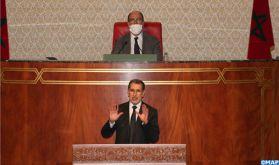 Le département du chef du gouvernement reçoit 23 mémorandums au titre du dialogue national sur la prochaine étape