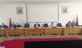 Le Conseil provincial d'Oued Eddahab adopte l'amendement du budget de l'exercice 2021