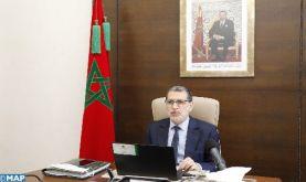 M. El Otmani réitère le rejet de toutes les violations affectant le statut juridique d'Al-Qods Acharif