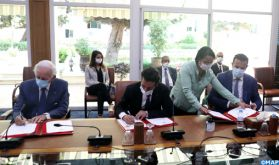 Signature à Rabat du Pacte pour la relance économique et l'emploi
