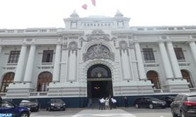 Installation à Lima du groupe d'amitié parlementaire Pérou-Maroc