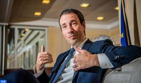Cinq questions à Philippe Goffin, ministre belge des Affaires étrangères