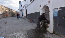 Les fontaines murales de Tétouan: Des points d'approvisionnement en eau qui étanchent la soif des artisans et des passants
