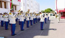Cérémonie au siège de l'État-major général des FAR à Rabat à l'occasion du 65ème anniversaire de la création des FAR