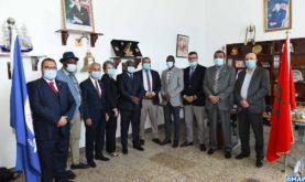 Signature à Rabat d'une convention entre la CAS, l'AAS et la Fédération centrafricaine de sauvetage et de secourisme