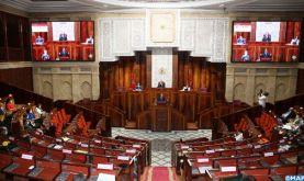 La Chambre des représentants adopte le PLF rectificative 2020 et six projets de loi à caractère social et organisationnel