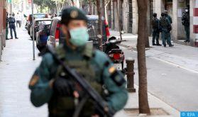 Arrestation en Espagne d'un présumé recruteur de l'organisation terroriste Daech (Garde Civile)