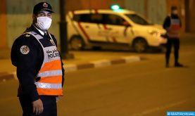 Casablanca : Interpellation de cinq individus affiliés à des groupes ultras