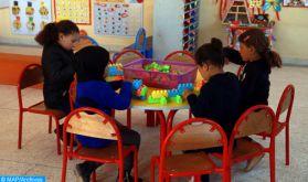 Al Haouz : L'INDH donne une forte impulsion à la généralisation de l'enseignement préscolaire