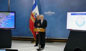 Le gouvernement chilien présente son plan d'action pour faire face au coronavirus
