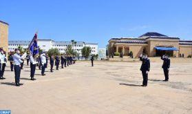 Cérémonie à la première base aérienne de Salé à l'occasion du 65-ème anniversaire de la création des FAR