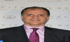 """""""Rassurer, sécuriser et accueillir"""" les trois fondements de la stratégie du CRT de Rabat (responsable)"""