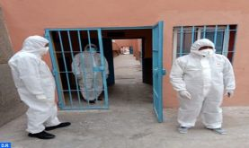 DGAPR: Des tests de dépistage du coronavirus dans les différents établissements pénitentiaires
