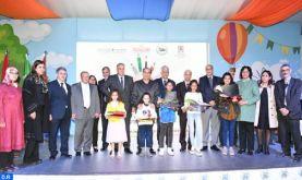 """L'Agence Bayt Mal Alqods Acharif prime les lauréats du concours """"Couleurs d'Al Aqsa"""""""
