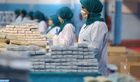 Covid-19: Appel à renforcer les mesures de prévention dans les unités industrielles et de production (ministères)